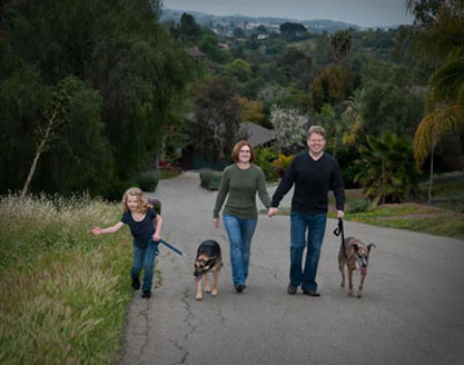 family photography, pet portraits